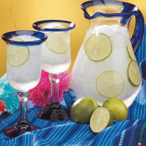 Refreshing Lime Slush Recipe