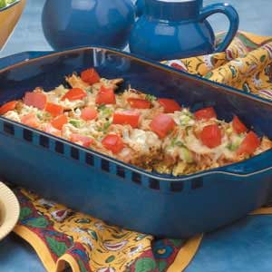 Turkey Taco Bake Recipe