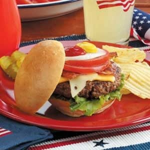 All-American Hamburger Recipe