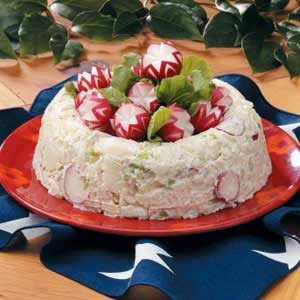 Potato Salad Mold Recipe