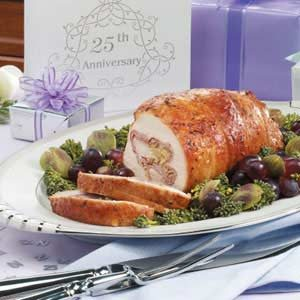 Turkey Breast Roulade Recipe