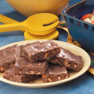 Butterscotch Fudge Bars Recipe