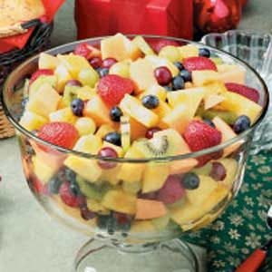 Anise Fruit Bowl Recipe