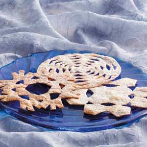 Simple Snowflakes Recipe
