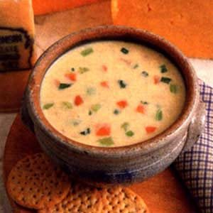 Cheese/Pepper Soup Recipe