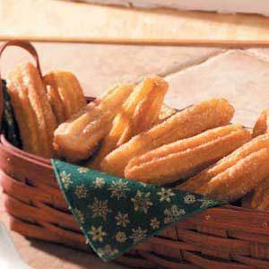 Spanish Fritters Recipe