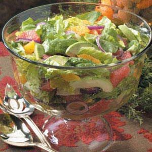 Citrus Avocado Salad Recipe