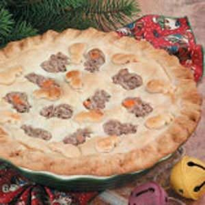 Christmas Meat Pie Recipe