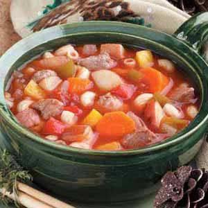 Hearty Goose Soup Recipe