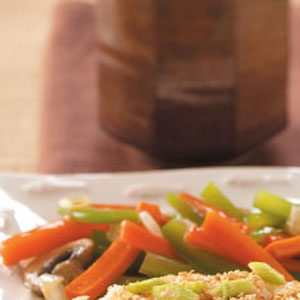 Vegetable Stir-Fry Recipe