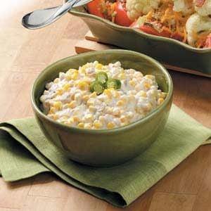 Chili Cheese Corn Recipe
