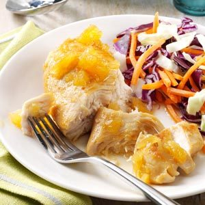 Honey Pineapple Chicken Recipe