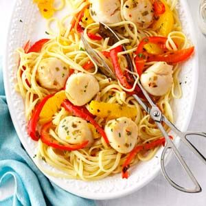Citrus Scallops Recipe