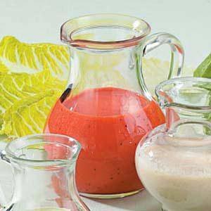 Strawberry Vinaigrette Dressing Recipe