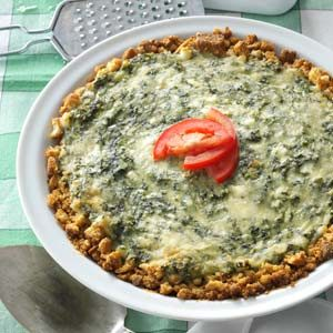 Spinach Pie Parma