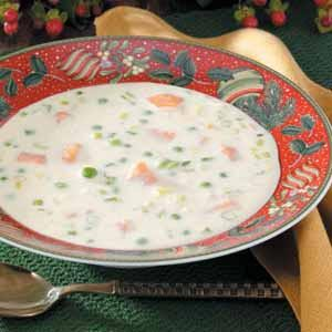 Curried Sweet Potato Chowder