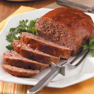 Buttermilk Meat Loaf Recipe