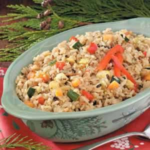 Confetti Long Grain and Wild Rice