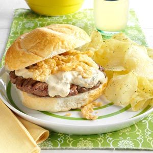 Philly Burger Recipe