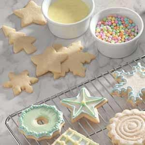 Confectioners' Sugar Glaze Recipe