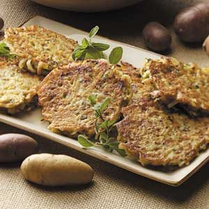 German Potato Patties