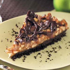 Chocolate Caramel Tart Recipe