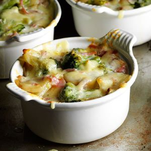 Broccoli Scalloped Potatoes Recipe