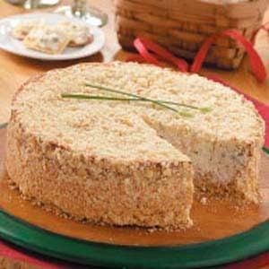 Savory Ham Cheesecake Recipe