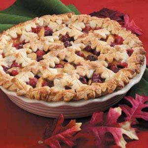 Cran-Apple Pie Recipe