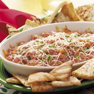 Warm Ham 'n' Cheese Spread