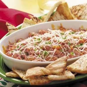 Warm Ham 'n' Cheese Spread Recipe