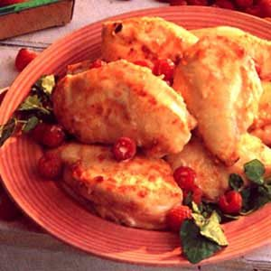 Raspberry Chicken Recipe