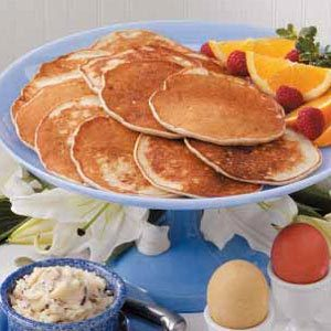 Banana Hot Cakes Recipe