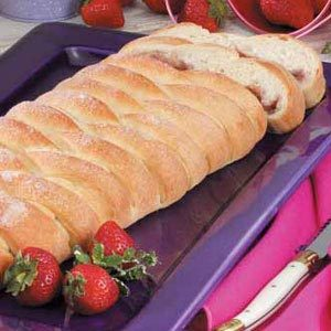 Strawberry Braid Recipe