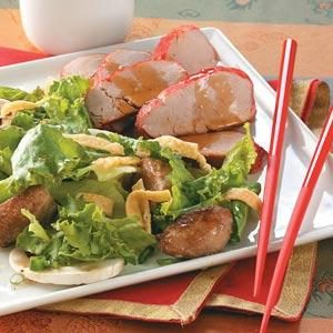 Asian Tossed Salad Recipe