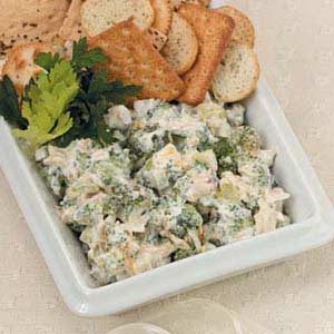 Broccoli Cheddar Spread Recipe