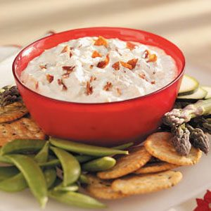 Bacon Cheddar Dip Recipe
