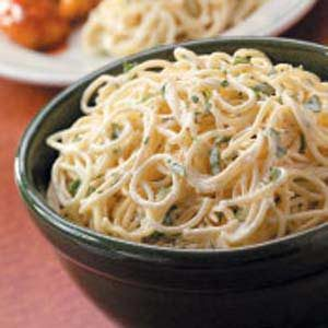 Creamy Noodles Recipe