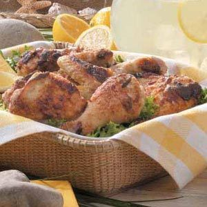 Oven-Fried Picnic Chicken Recipe