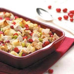 Leftover Turkey Bake Recipe