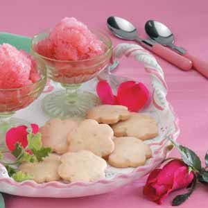 Citrus-Scented Geranium Cookies Recipe