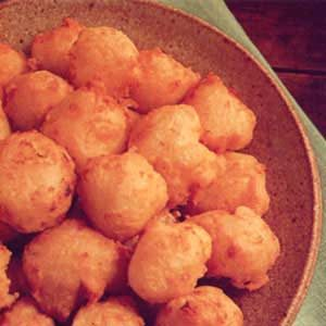 Fat Rascals (Potato Cheese Puffs) Recipe