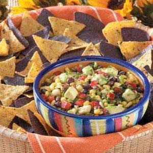 Black Bean Dip Recipe