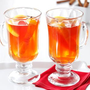 Hot Cran-Apple Cider Recipe