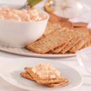 Cucumber Shrimp Spread Recipe