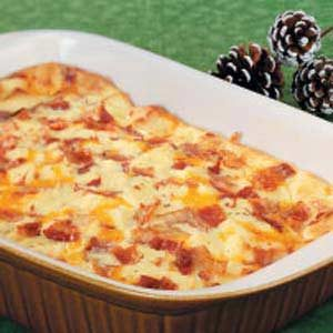 Favorite Christmas Breakfast Casserole Recipe