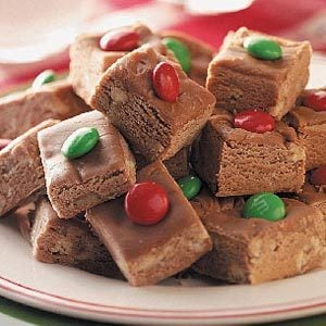 Tootsie Roll Fudge