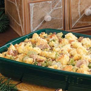Chicken Corn Bread Dressing Recipe
