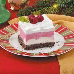 Frozen Raspberry Delight Recipe