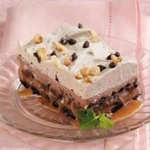 Chocolate Dessert Delight Recipe